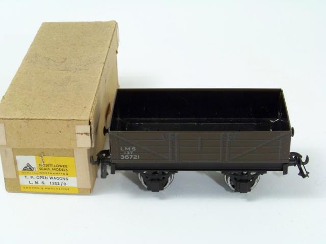 Picture Gallery for Bassett Lowke 1352/0 Open Wagon