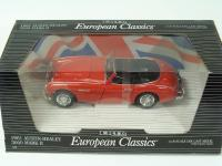 Picture Gallery for ERTL 7460 1961 Austin Healey 3000