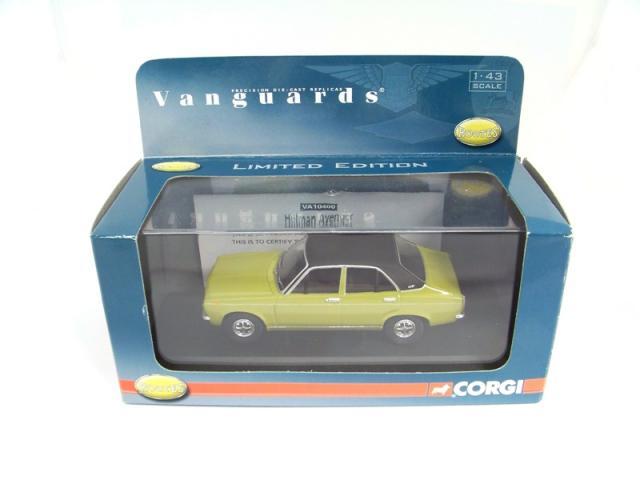 Picture Gallery for Vanguards VA10400 Hillman Avenger