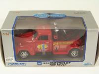 Picture Gallery for Welly 2086R 1956 Chevrolet Tow Truck