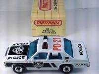 Ford LTD Police Car