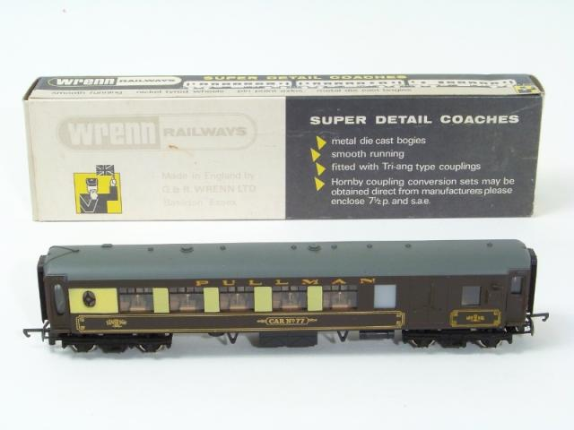 Picture Gallery for Wrenn W6000 2nd Brake Car No77