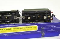 Locomotive & Tender