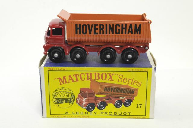 Picture Gallery for Matchbox 17d Foden Tipper