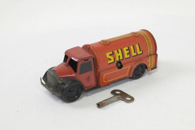 Picture Gallery for Brimtoy 506 Petrol Lorry