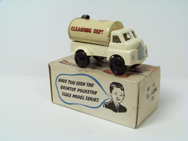 Picture Gallery for Brimtoy 540 Cleansing Lorry