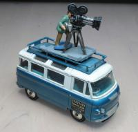 Commer Camera Van