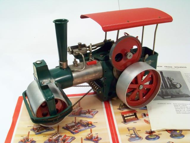 Picture Gallery for Wilesco D36 Steam Roller