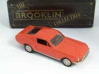 1968 Shelby Ford Mustang GT-500 1//25 cobra new body shell model car part amt