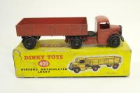 Picture Gallery for Dinky 409 Bedford Articulated Lorry