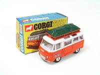 Picture Gallery for Corgi 508 Holiday Camp Commer Bus