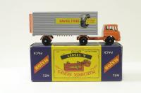 Picture Gallery for Matchbox M2 Articulated Tyre Truck