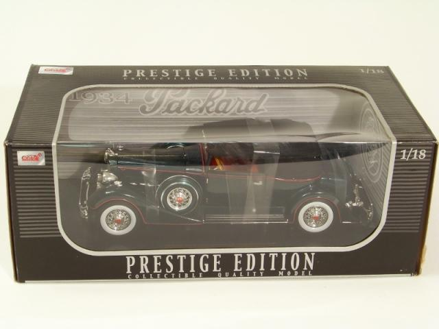Picture Gallery for Anson 30397 1934 Packard