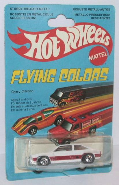 Picture Gallery for Hot Wheels 1693 Chevy Citation