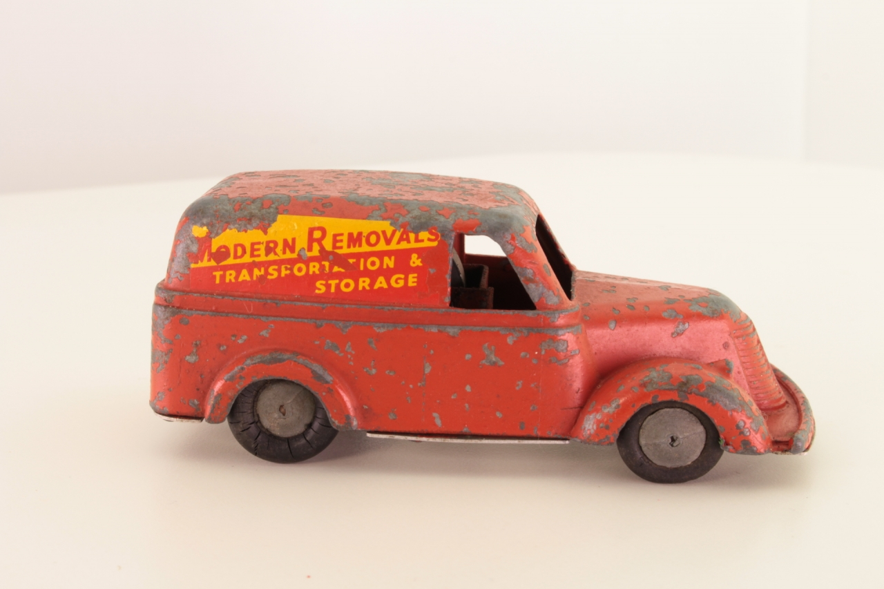 Timpo # - Utility Van - Modern Removals