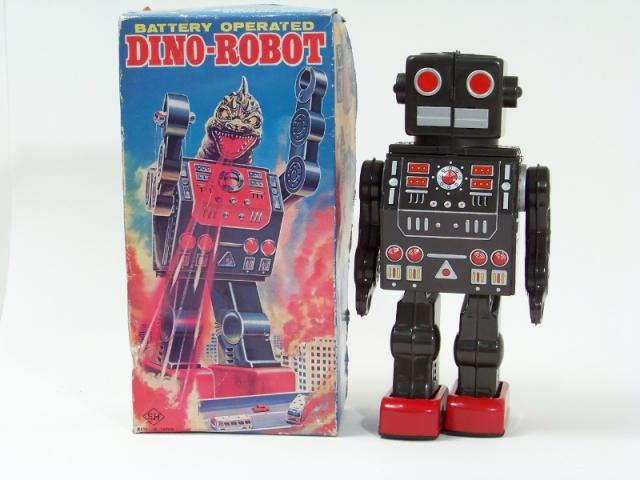 Picture Gallery for Horikawa 99999 Dino Robot