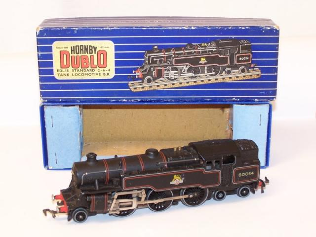 Picture Gallery for Hornby Dublo EDL18 Standard Tank Locomotive