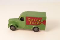Timpo # - Box Van - Golden Shred