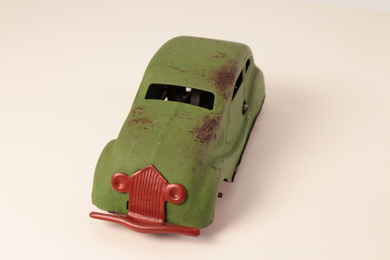 Tinplate # - Chrysler Airflow - Green