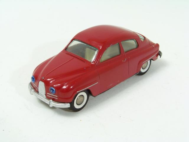 Tekno 827, Saab 96 - Free Price Guide & Review