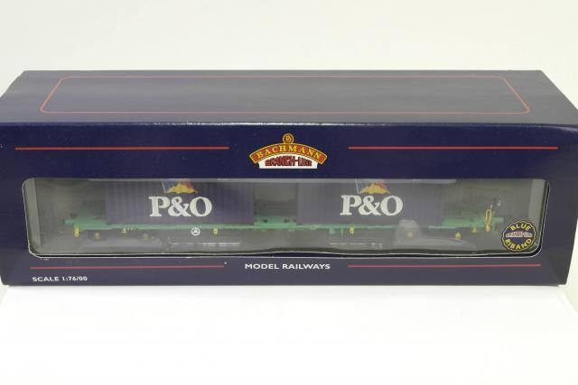 Picture Gallery for Bachmann 37-311 2 x Intermodal Wagons & Containers