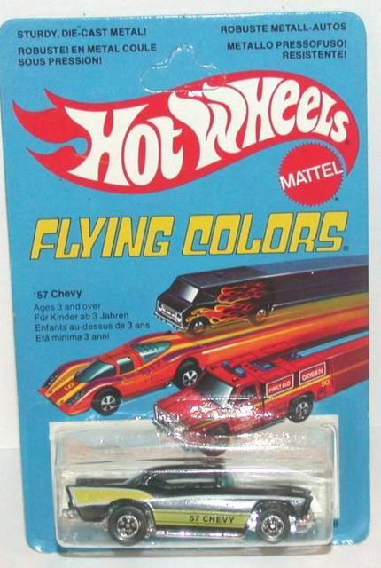 Hot Wheels EXCLUSIVE 1957 CHEVY BEL AIR CONVERTIBLE CLASSICS Series 2 HWC.COM EX
