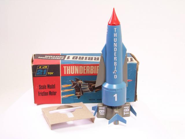 Picture Gallery for JR21 Toys 101 Thunderbird 1