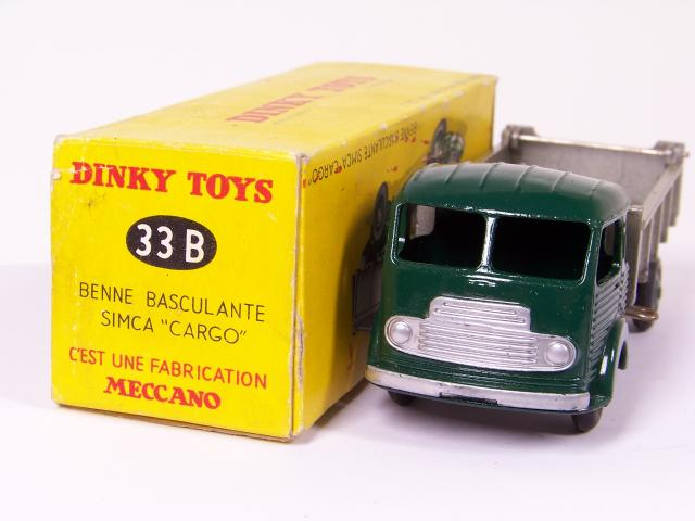 Automotive Toys, Hobbies Beautiful 829d Vintage Dinky 33an Simca Cargo Mover Bailly Rpt