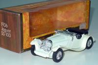 Picture Gallery for Matchbox Yesteryear Y1 1936 JAGUAR SS100