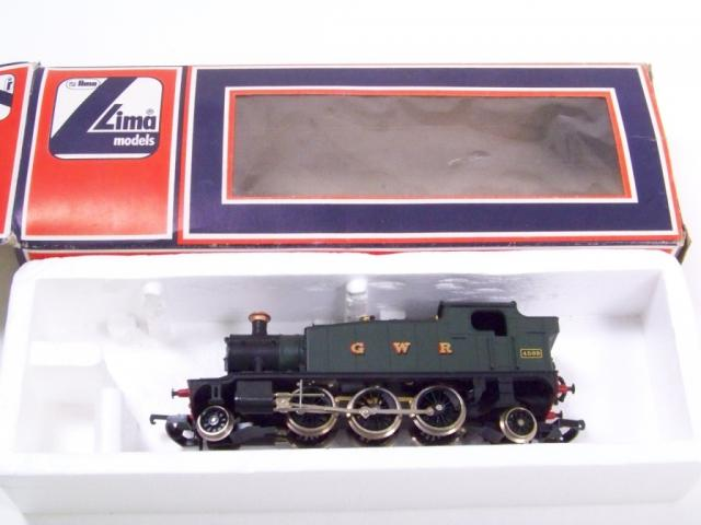 Picture Gallery for Lima 5111M Prairie Tank Loco