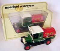 Picture Gallery for Matchbox Yesteryear Y3 1912 Ford Model T