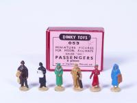 Picture Gallery for Dinky 53 Passengers Set