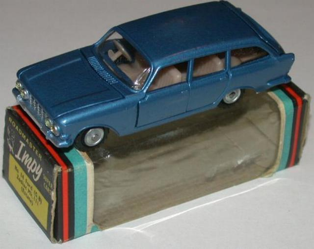 Picture Gallery for Lone Star 14 Ford Zodiac Estate