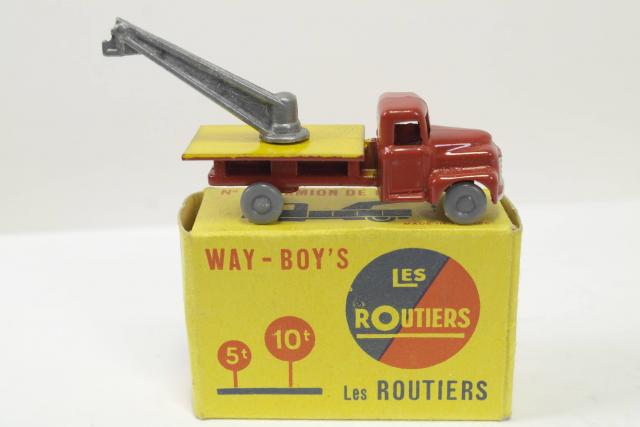 Picture Gallery for Way-Boys 4 Tow Truck