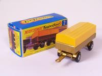Picture Gallery for Matchbox 2d Mercedes Trailer