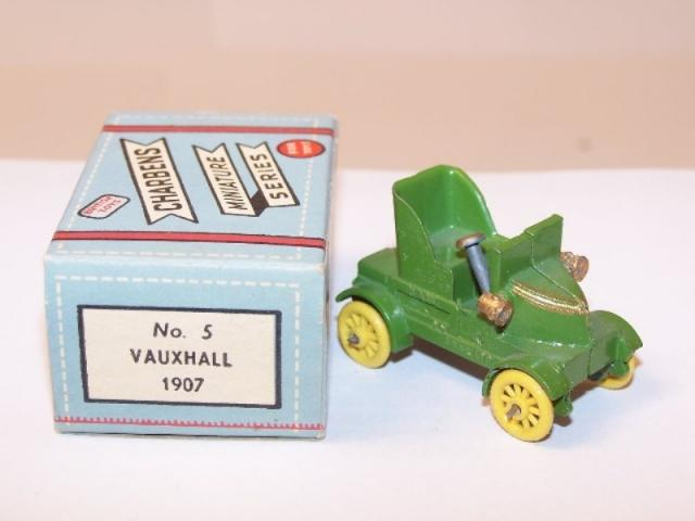 Picture Gallery for Charbens 5 Vauxhall 1907