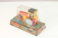 Dinky #279 - Aveling Barford Deisel Roller - Orange/Yellow