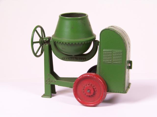 Picture Gallery for Moko 3 Large Cement Mixer