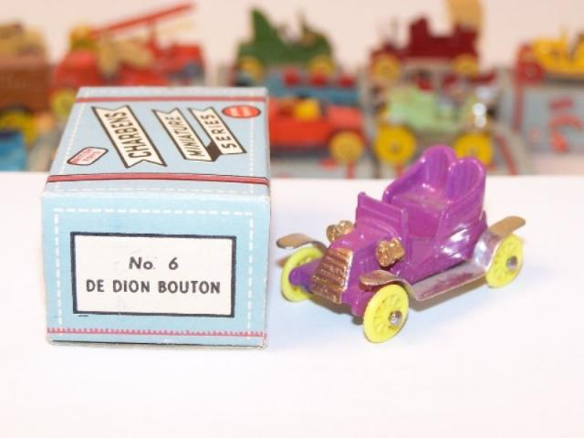 Picture Gallery for Charbens 6 De Dion Bouton
