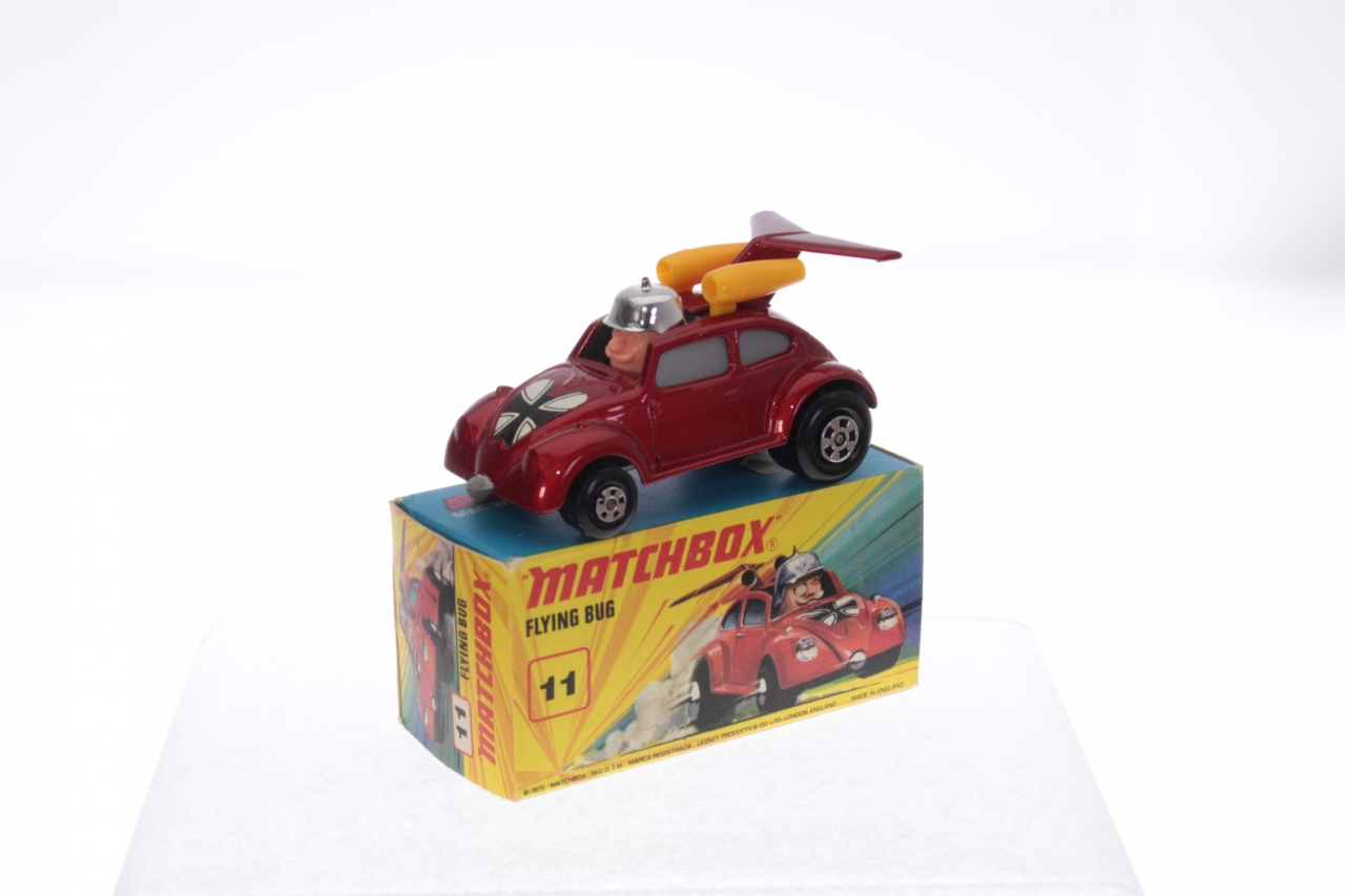 Matchbox 11e, Flying Bug - Buy, Sell, Review & Free Price Guide #2870