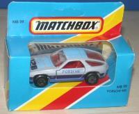 REPRO BOX MATCHBOX SUPERFAST n 3 Porsche Turbo