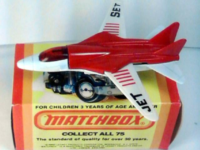 Autos, Lkw & Busse Swing Wing 1981 Matchbox Jet Set