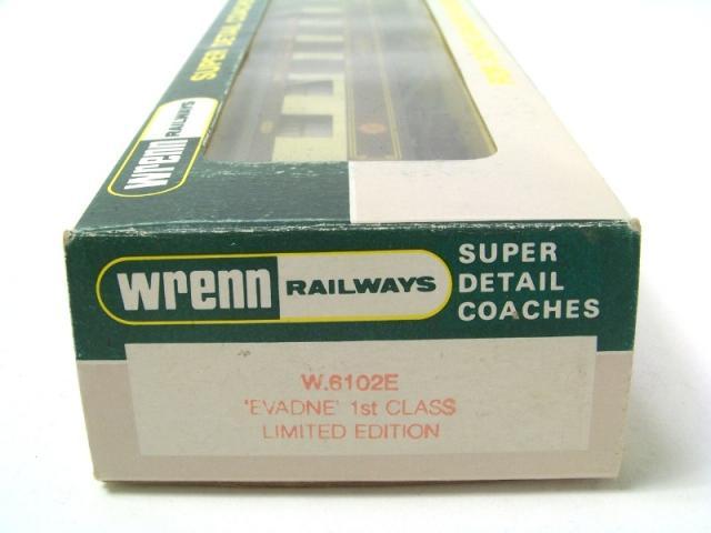 Picture Gallery for Wrenn W6102E Pullman Coach