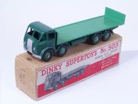 Picture Gallery for Dinky 503 Foden Flat Truck With Tailboard