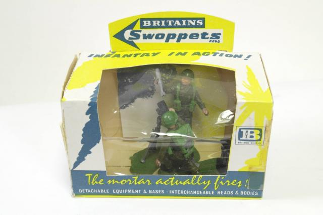 Britains Vehicles - Guns
