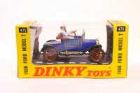 Picture Gallery for Dinky 475 Ford Model T 1908