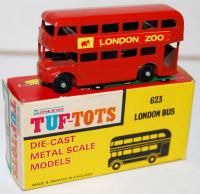 Picture Gallery for Lone Star 623 London Bus