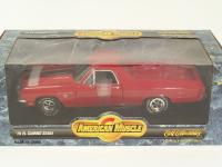 Picture Gallery for ERTL 7262 1970 El Camino SS454