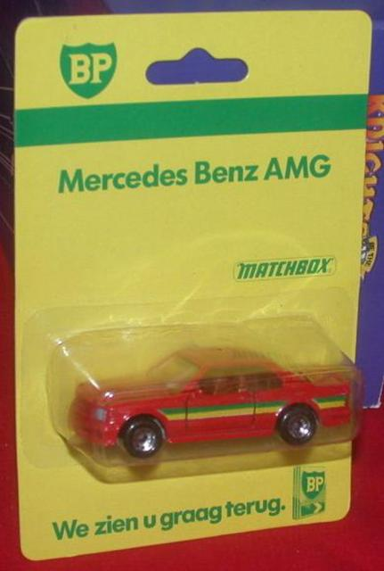 Matchbox 43g, Mercedes 500 SEC - Free Price Guide & Review