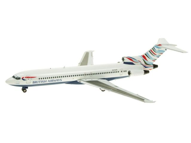 Picture Gallery for Inflight IF722043 Boeing 727-200